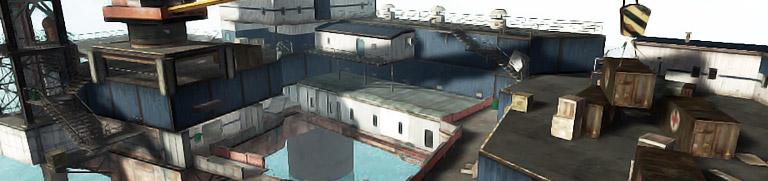 Participe de uma missão Escolta VIP no mapa Oil Rig
