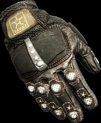 combat gloves render
