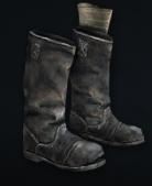 Calçados da 2ª Guerra Mundial