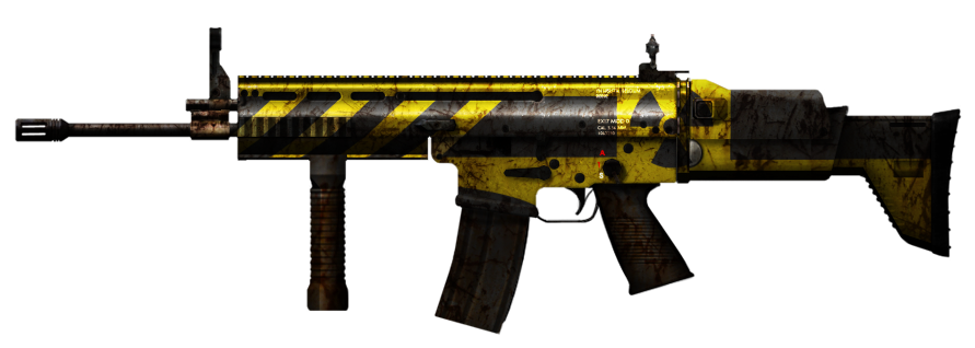 SCAR L After the Nuclear War.png