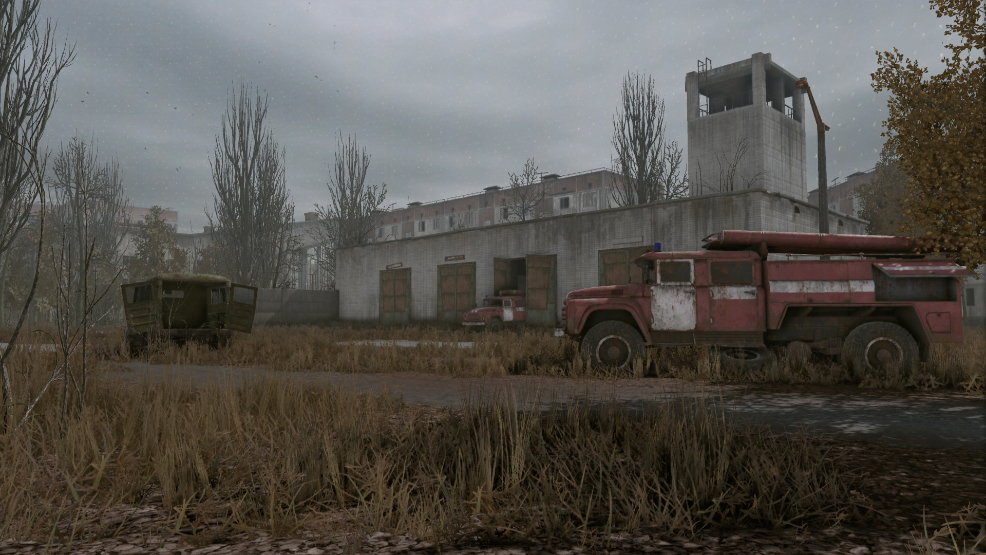 Novo mapa Pripyat battle royale