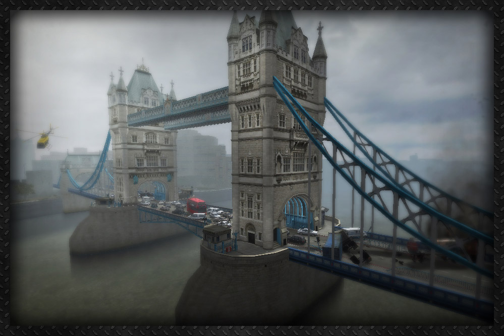 Novo Mapa – Tower Bridge