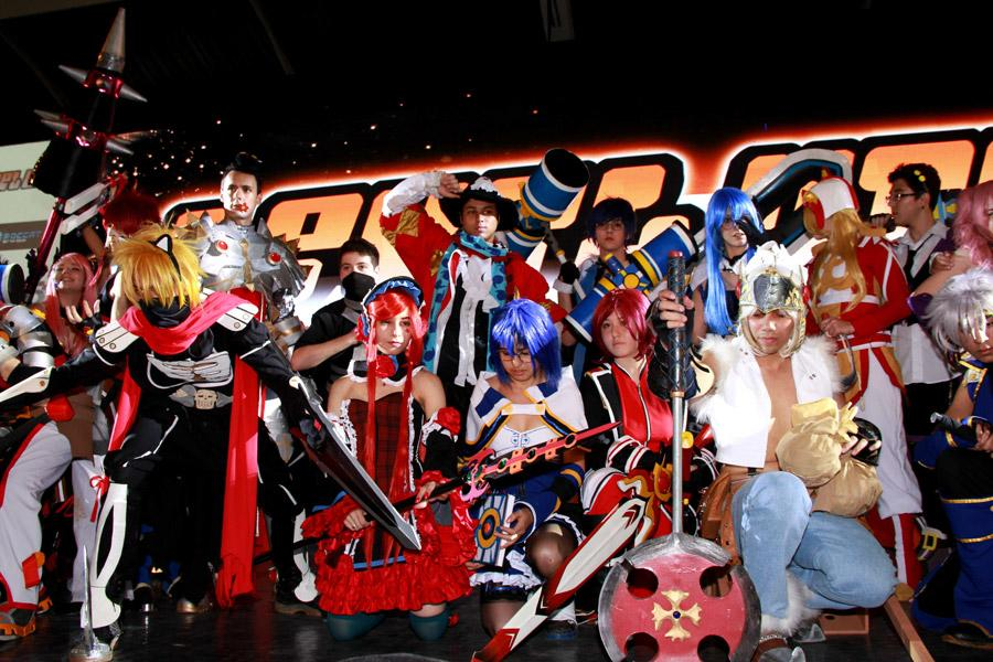 Participe do Concurso de Cosplay no Anime Friends 2014!