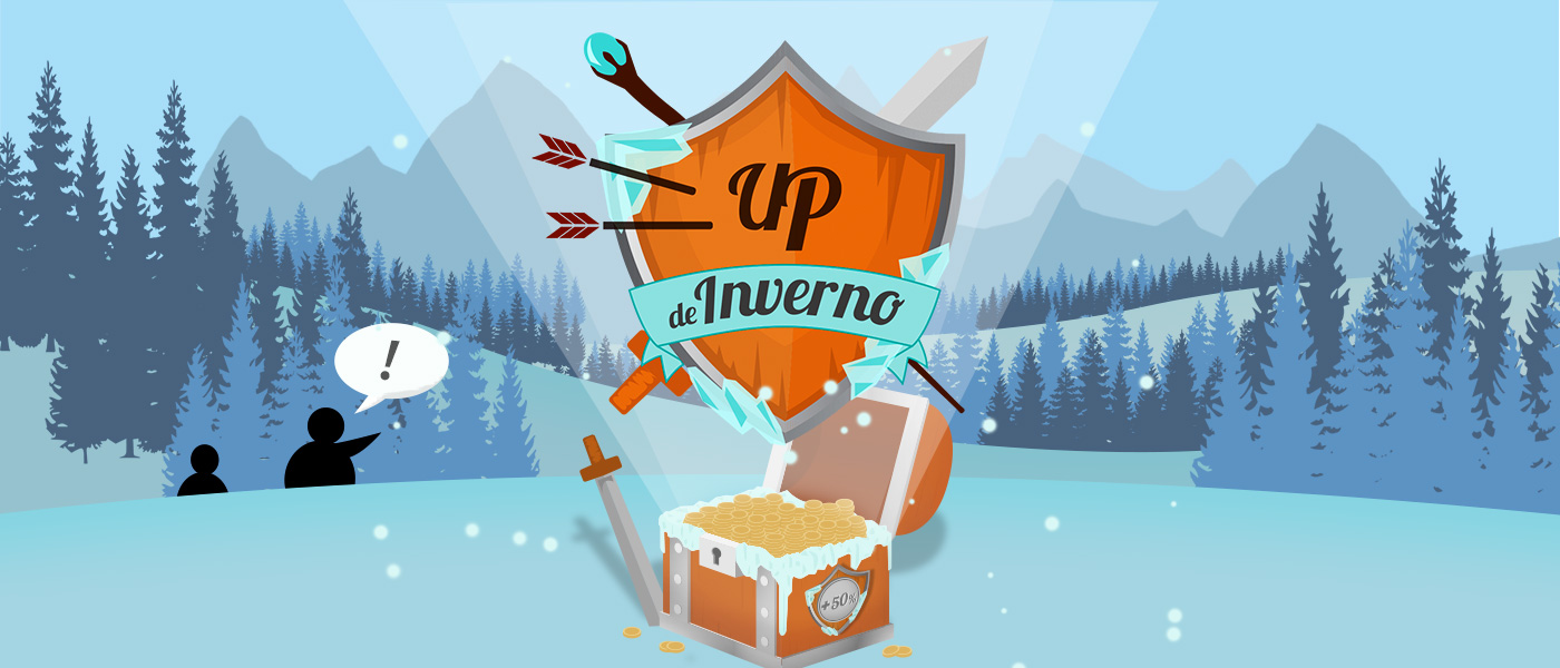 up de inverno da level up