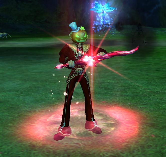 Espada Mágica Escarlate