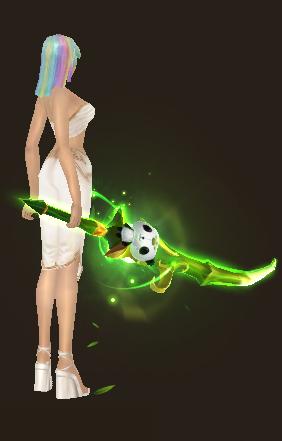 Espada de Panda