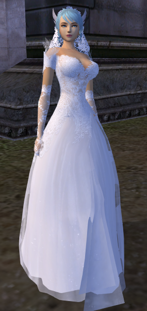Conjunto de Casamento (Feminino)