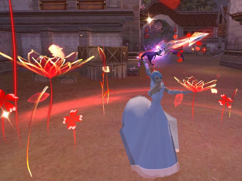 Espada da Rosa Sangrenta (M e F)