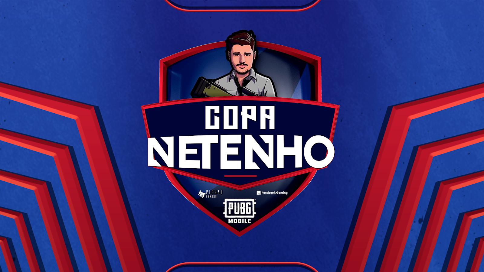 Inscrições abertas para a Copa Netenho de PUBG MOBILE