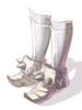 Sapatos do Iniciante