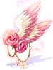 Rosas Aladas de Hermes