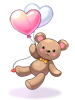 Balão do Urso Carinhoso