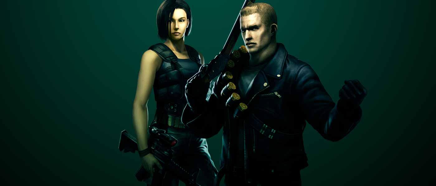 Exterminador Hauser e Mei Spec Ops te esperam