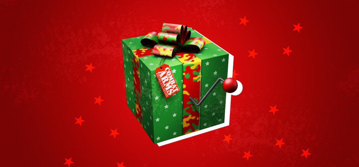 Seus presentes de Natal estão nos eventos de CA