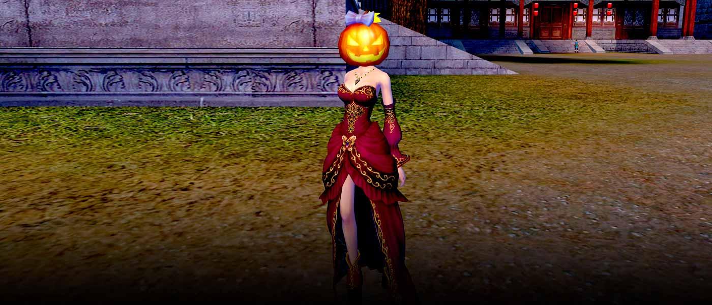 Separe sua melhor fantasia para comemorar o Halloween!