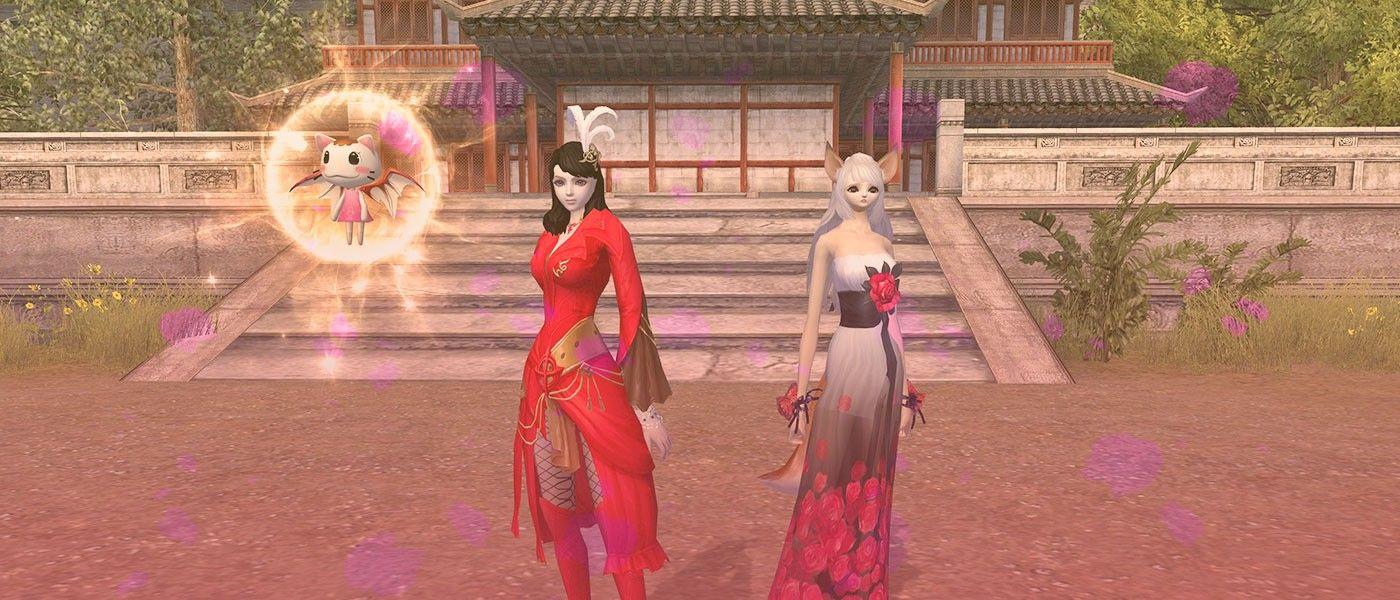 Moda primavera Pan Gu: muita cor e estilo