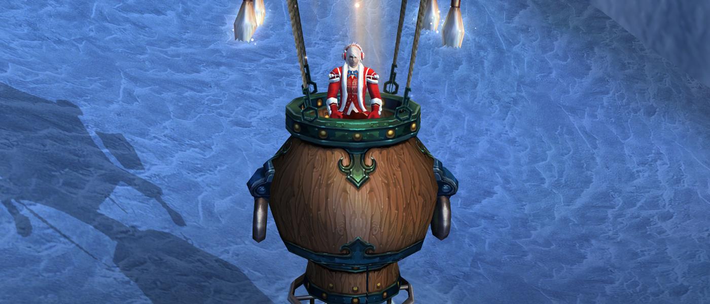 O Cristal da Nevasca e a Lanterna Radiante estão de volta!