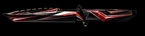 Survival Tanto Blade
