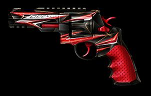 S&W M&P R8 – Pistola