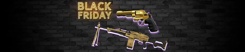 black friday warface armas gold