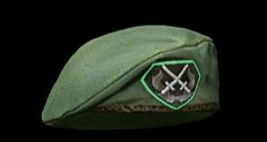Boina Verde de Fuzileiro